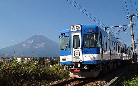 富士五湖ぐるり乗車券