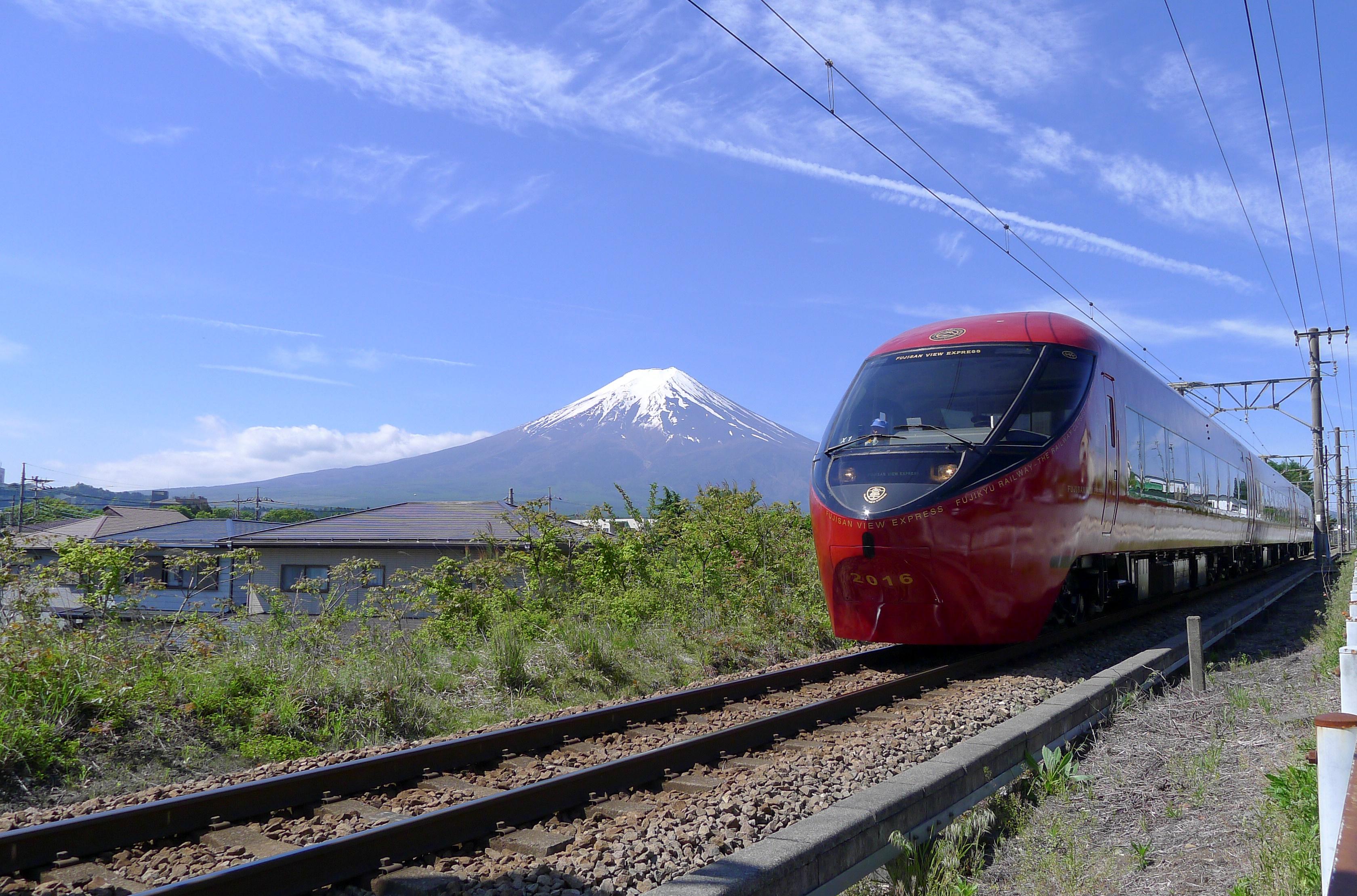 お知らせ   富士山に一番近い鉄...